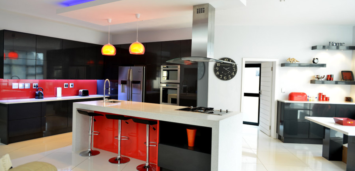 High gloss wrap doors sa wrap pretoria for Kitchen designs pretoria